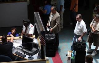 Visa Overstays Outnumber Illegal U.S. Border Entries