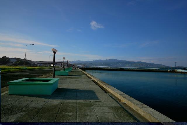 Baybay, Leyte Plaza at sea side
