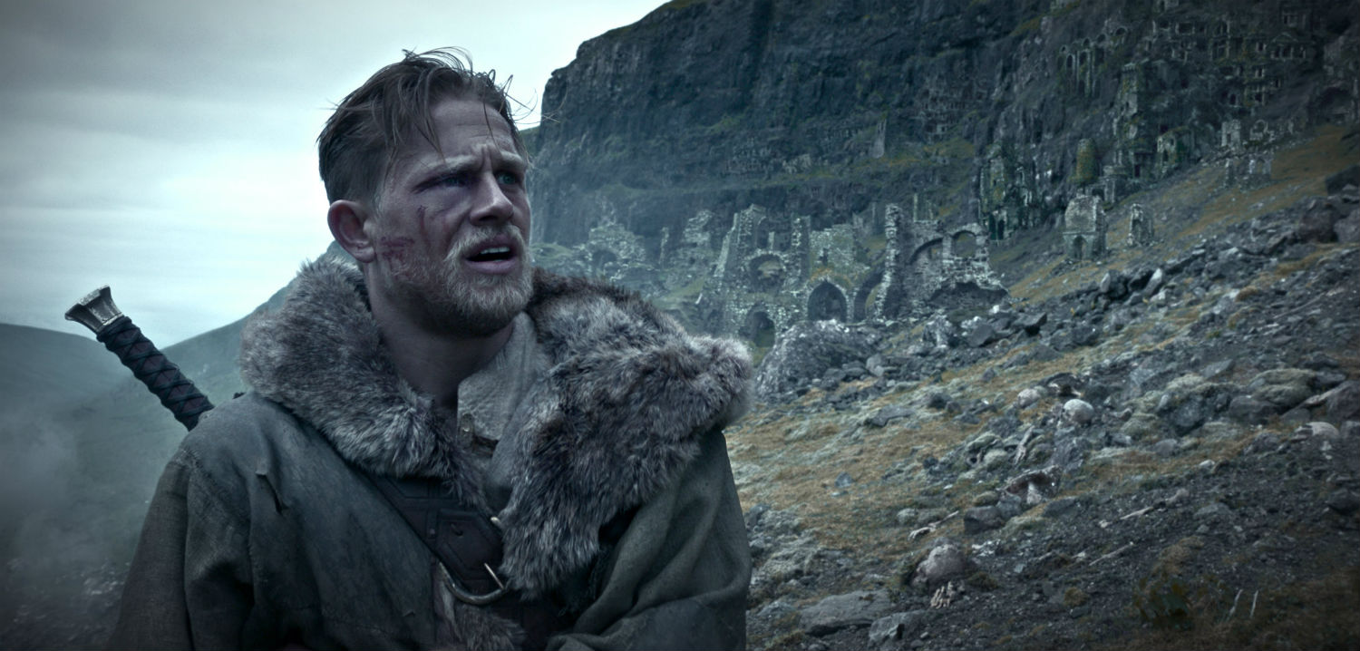 MOVIES: King Arthur: Legend of the Sword - Review