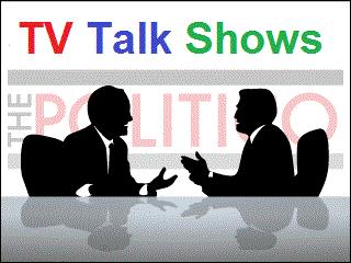 Popular Pakistani TV talk shows