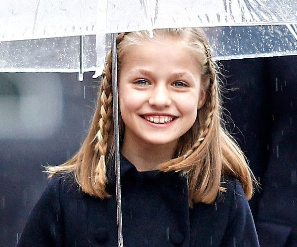 Crown Princess Leonor of Spain celebrates her 11th birthday, Queen letizia, style royal