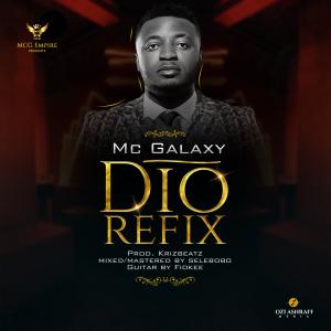 MC Galaxy – DIO (Refix)
