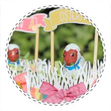 Osterkörbchen-Stampin Up