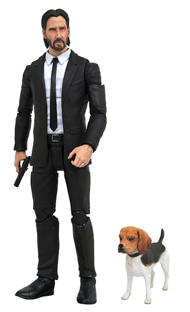 Diamond Select JOHN WICK SELECT ACTION FIGURE  001