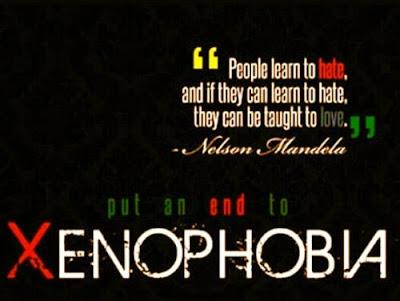 Xenophobia Quotes
