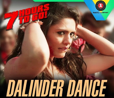 Dalinder Dance - 7 Hours to Go (2016)