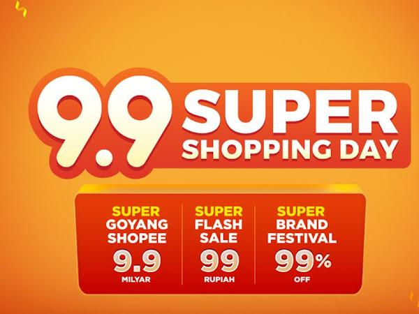 Pengumuman Pemenang 9.9 Super Shopping Day, Grand Prize Mobil di ANTV