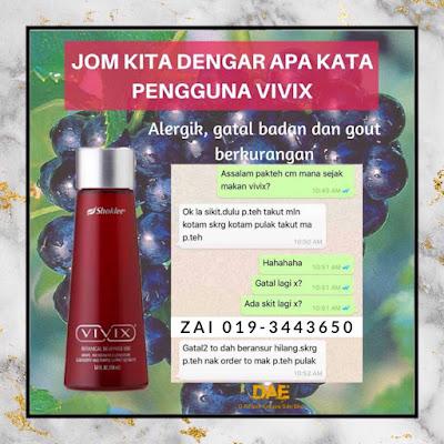 vivix gout