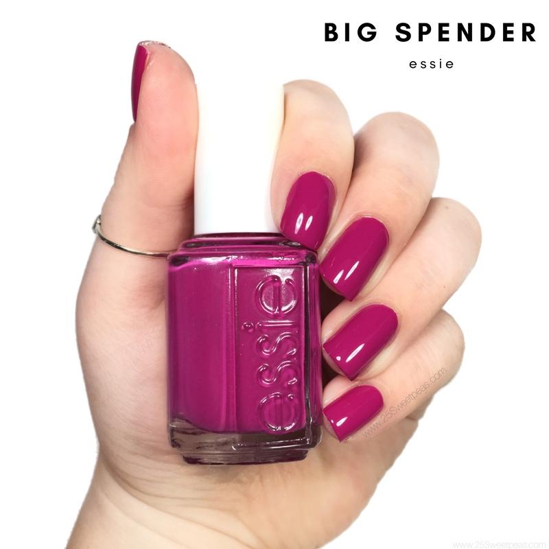 Essie Big Spender