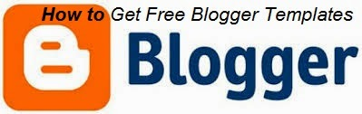 How to Get Free Blogger Templates : eAskme