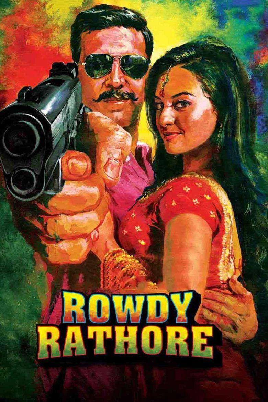 Rowdy Rathore (2012) Hindi 720p BluRay Full Movie Free Download