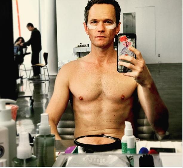 Neil Patrick Harris Shirtless Twink menoftv.com