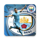Sergio Aguero Theme Keyboard Apk Download for Android