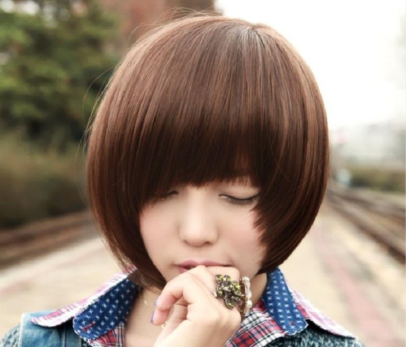 Model Rambut Pendek Wanita Ala Korea - Info Balikpapan