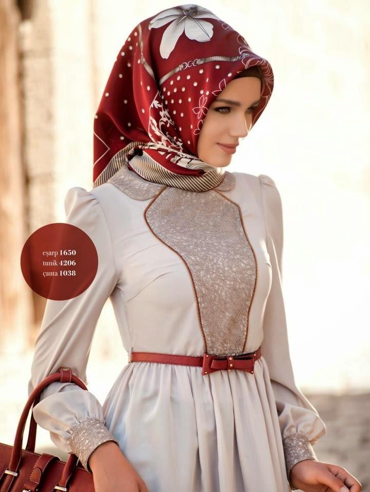 10 Amazing Turkish Hijab Styles 2014 | Hijab Styles, Hijab ...