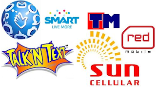 Globe, Sun, Smart/TNT and TM - 5 to 7 days Unli-Internet Browsing Promo