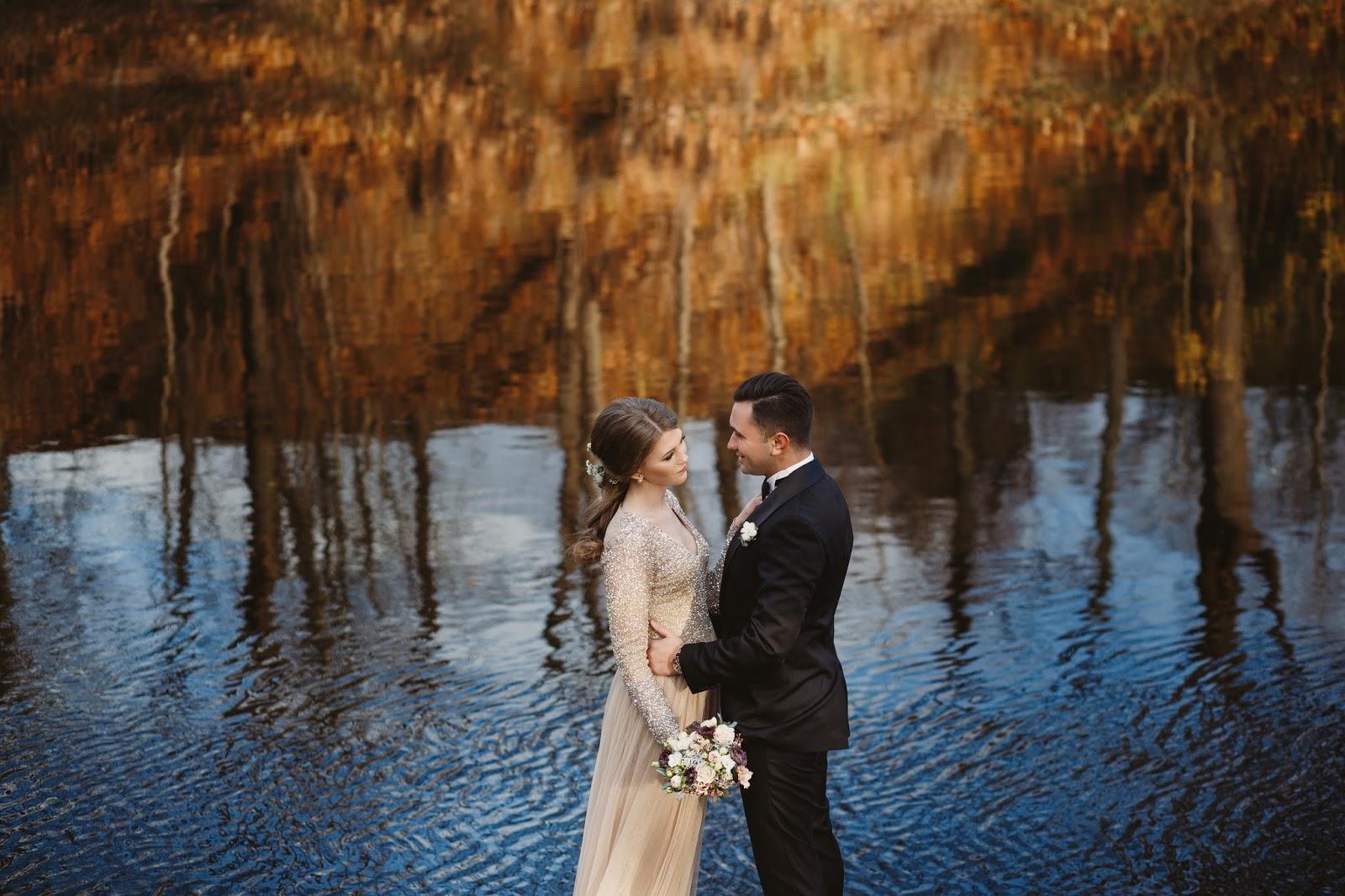 Vestuviu fotosesija Panevezyje