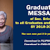 Message of Sec. Briones to Gradutes/Completers SY 2018-2019