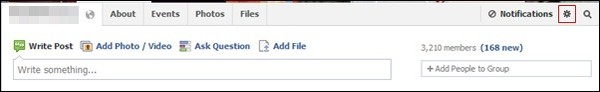 tắt thông báo facebook