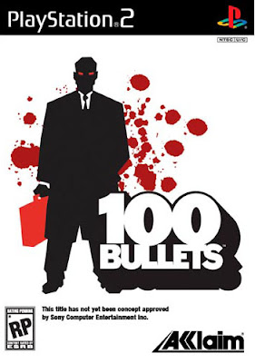 100 Bullets PS2 PAL
