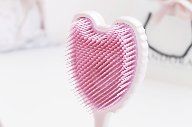 Tangle Angel brush blog review
