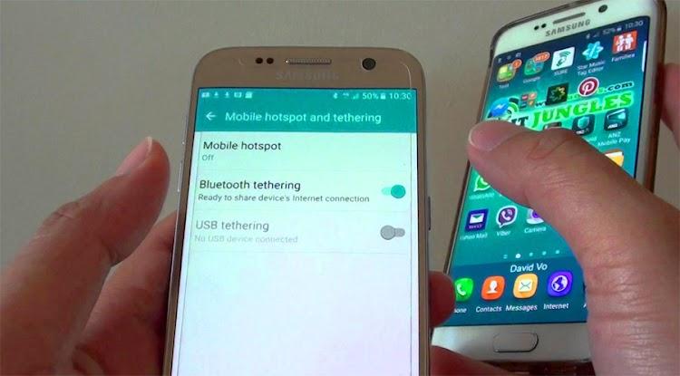 Berbagai Dampak HP Android Sering Menggunakan Tethering Hotspot
