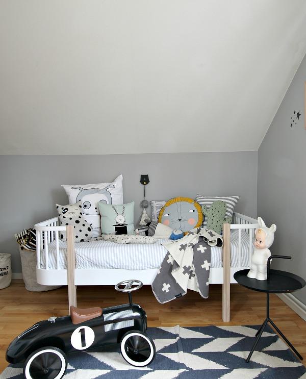 My new Toddler bed – Nueva cama de Ben