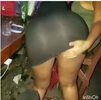 slay%2Bslay - Naughty slay queens misbehave in a club, was the one in a black dress wearing a pantie?(VIDEO)
