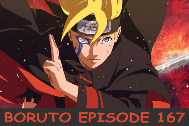Boruto Episode 167