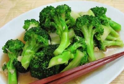 Resep Memasak Tumis Brokoli
