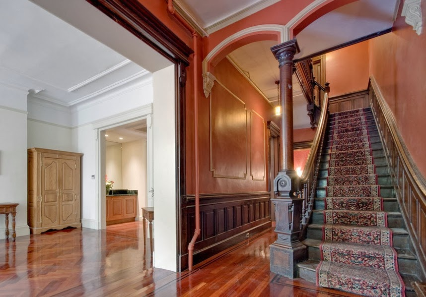 Foyer Room Nyc : Old world gothic and victorian interior design
