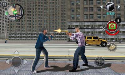 Grand Gangsters 3D v1.1 Mod APK-3