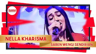 Lirik Lagu Saben Wengi Sendirian - Nella Kharisma
