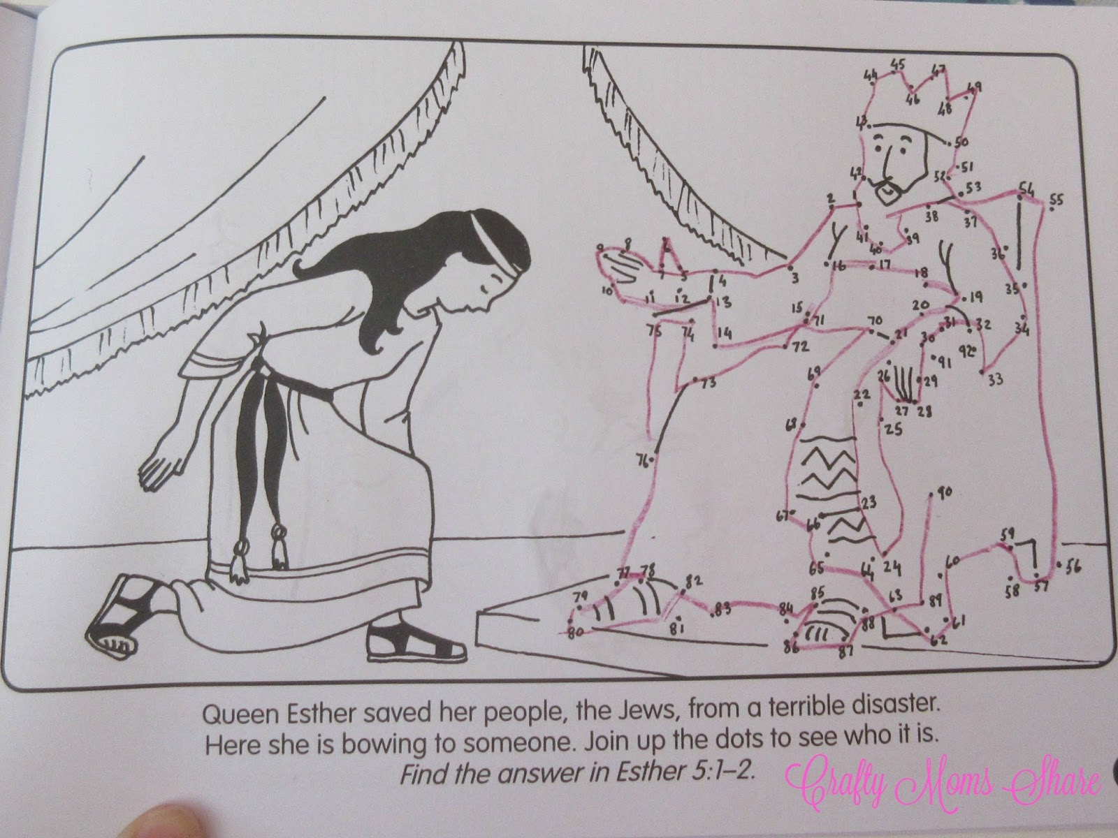 I Love How They Give The Bible Verse For Kids To Look Up See Where Puzzle Comes From One Above Is Animals Activity Fun