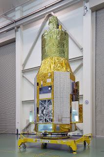 Telescopio de rayos X ASTRO H de JAXA