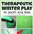 Therapeutic Winter Play Activities