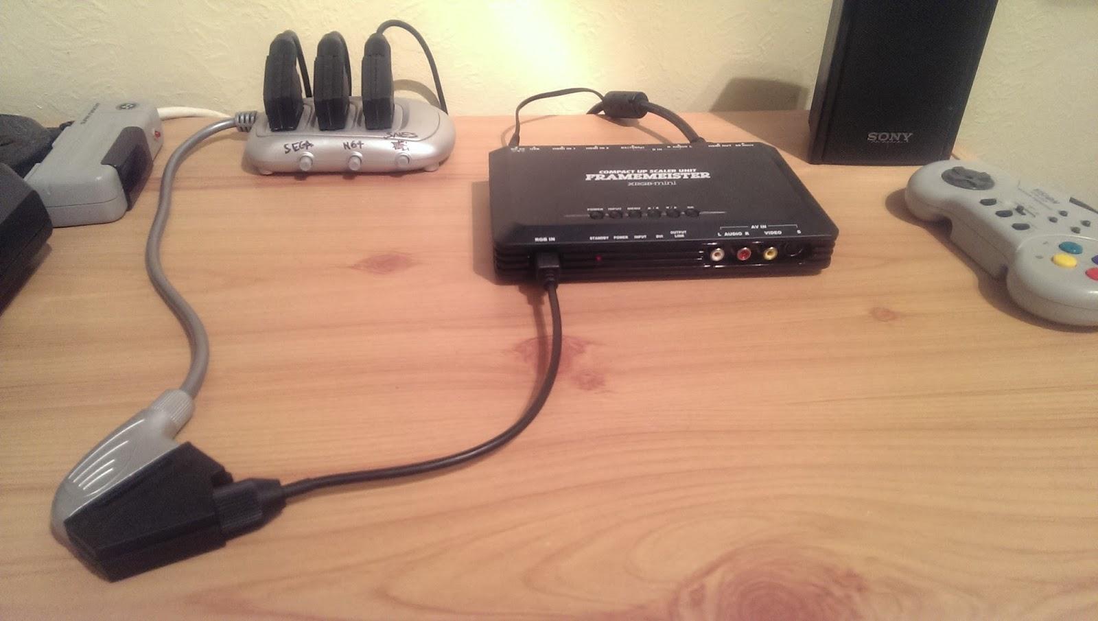 RGB, Cables, Upscalers & Retro Gamers   RetroFixes