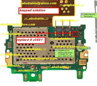 nokia c3 ic keypad problem nokia c3 keypad ways nokia c3 keypad on