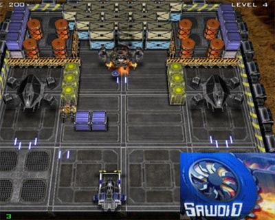 تنزيل لعبة التصويب ورمي القرص Sawoid للكمبيوتر واللاب توب