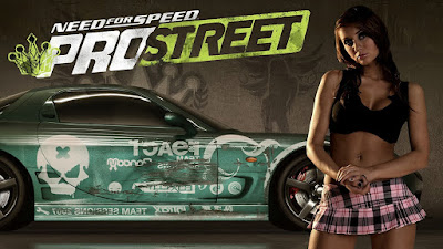 Need for Speed 11 ProStreet