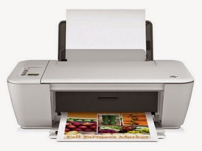 HP Deskjet 2542 All In One Printer Driver Download