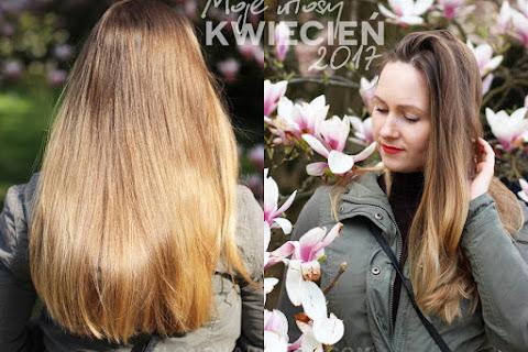 Moje włosy - kwiecień 2017 | Arboretum w Kórniku - czytaj dalej »