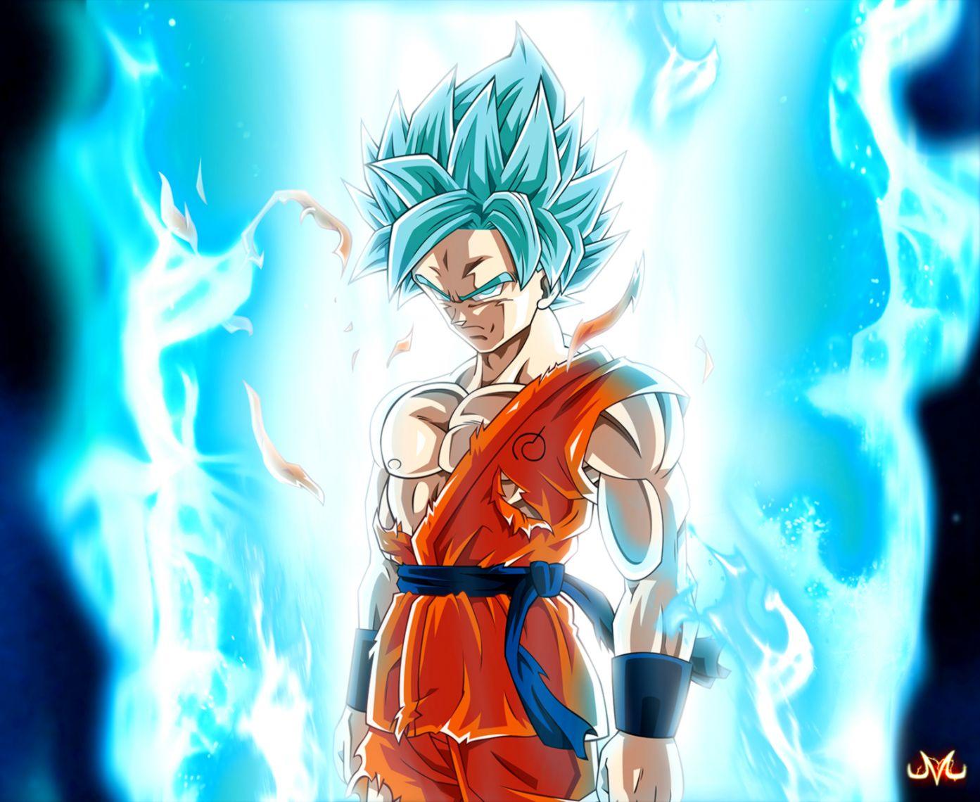 Dragon Ball Z Goku Super Saiyan God Wallpaper List Wallpapers