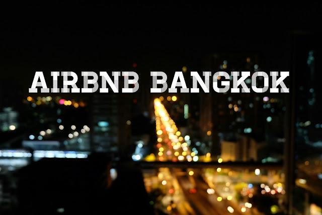 airbnb bangkok