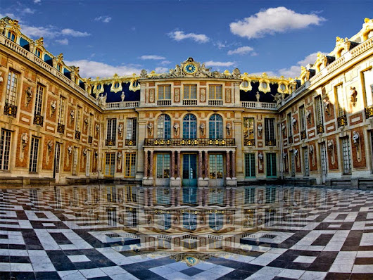 Palace Of Versailles, Beautifull Place in France | Travelrin