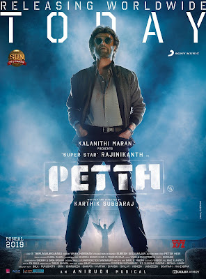 Petta 2019 720p HD Full Hindi Dubbed Movie Download