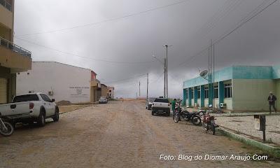 Resultado de imagem para blog do diomar araujo centro da cidade de  catarina