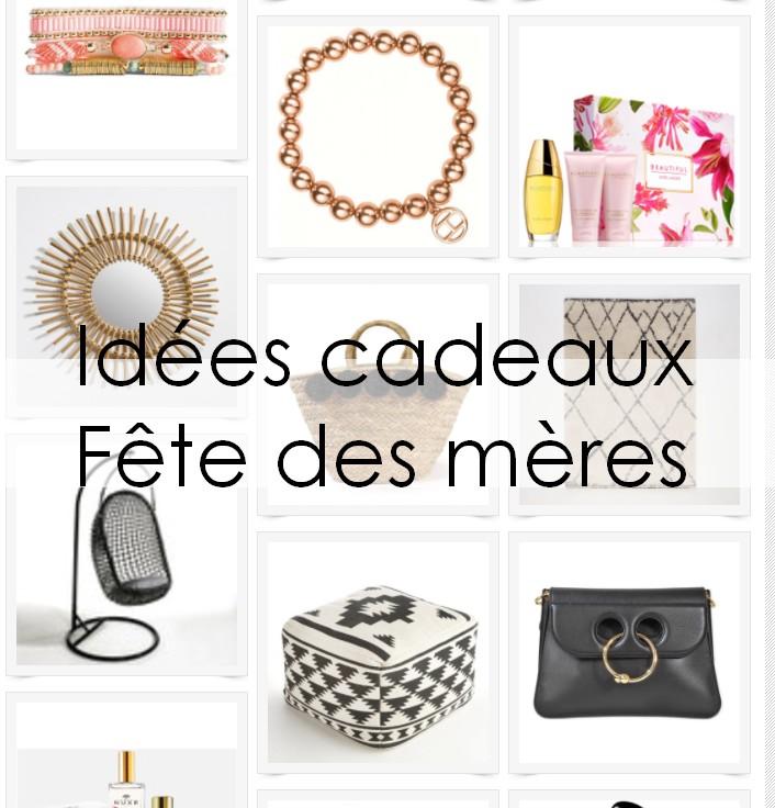 50 Id Es Cadeaux Pour La F Te Des M Res Styles By Assitan Blog Mode French Style Blogger