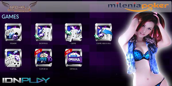 Cara Bermain Poker Online Uang Asli Di Server IDNPLAY