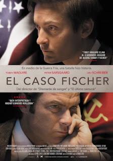 El caso FISCHER [CINE] Un peón en plena guerra fría.